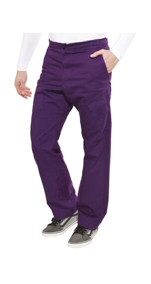 Edelrid Kamikaze lange broek Heren violet